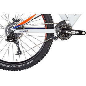 GT Bicycles Sanction Elite, satin battleship grey/orange/ink
